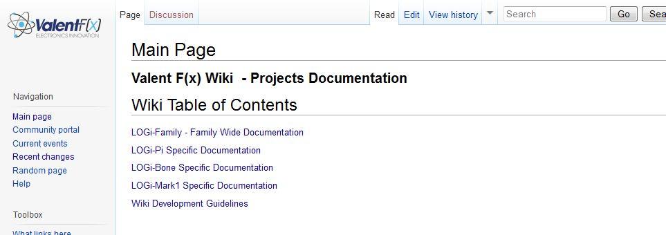 LOGi Wiki for Documentation on ValentF(x)